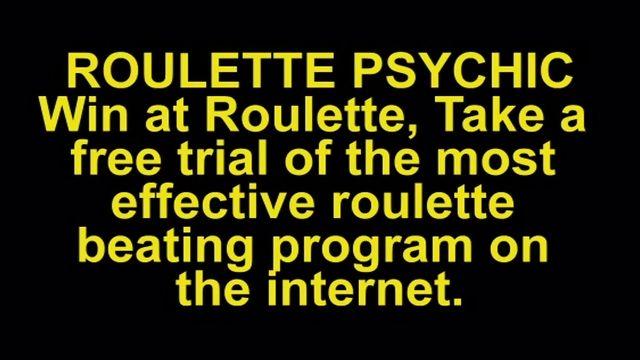 Efficient roulette