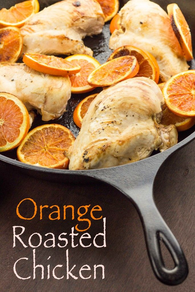 Orange Roasted Chicken with a Beer Brine » The Table