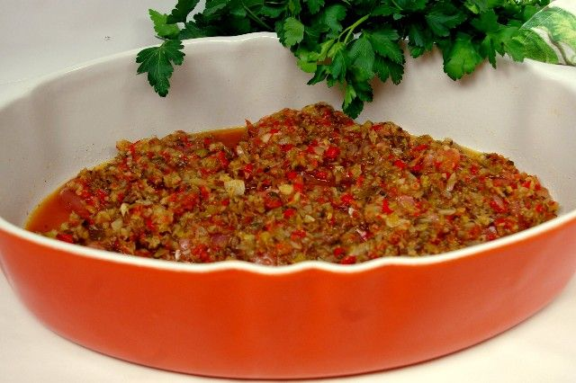 How to make SOFRITO - Oh so versatile - Used for meats, soups, stews ...