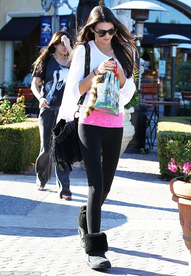 Kendall Jenner Casual Outfits | Www.imgkid.com - The Image Kid Has It!