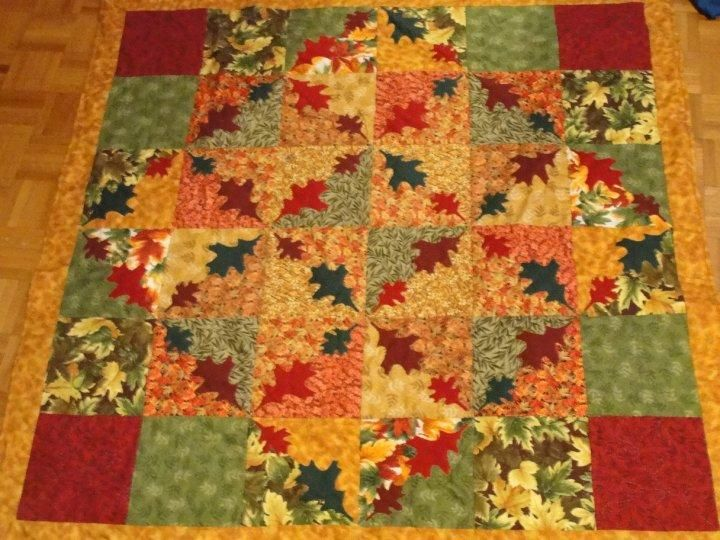 Quilt Patterns With Leaves : leaf quilt pattern Leaf quilt QUILTS Pinterest