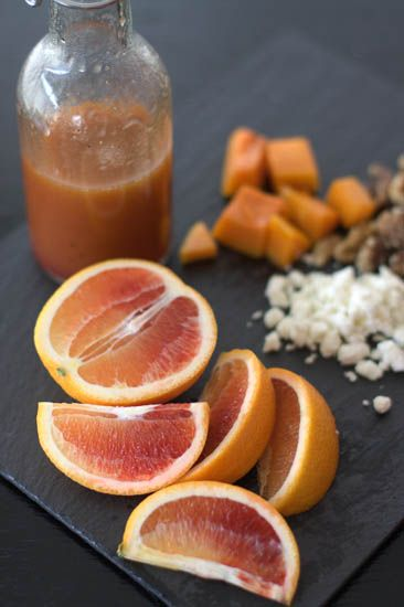 Blood Orange Vinaigrette | my kitchen addiction. Could possibly sub ...