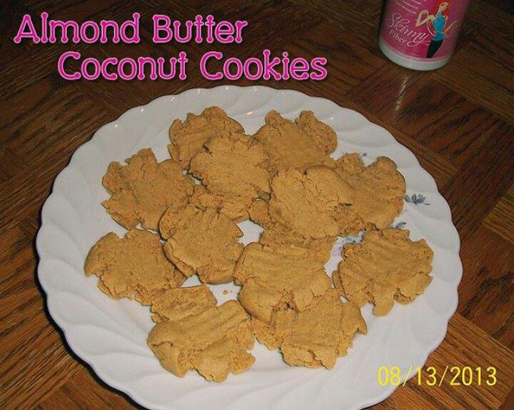 Almond butter cookies | Stuff to Try | Pinterest
