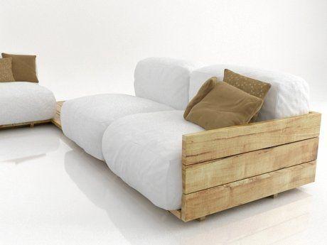 Divano Pallet Piero Lissoni ~ Idee per il design della casa