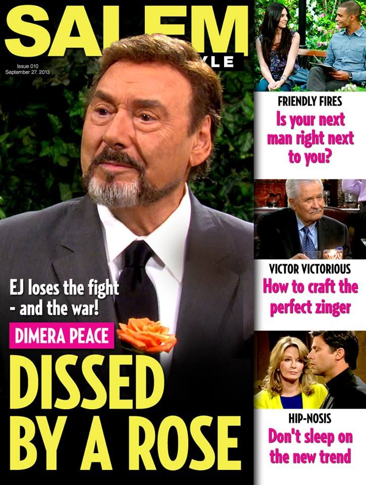 The latest gossip from #DAYS.