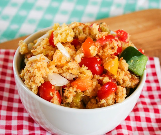 Southern Cornbread Salad | Recipes I want to try | Pinterest