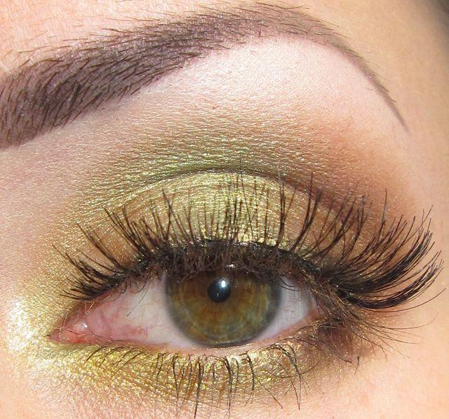 Best Mac Eye Colors For Hazel Eyes