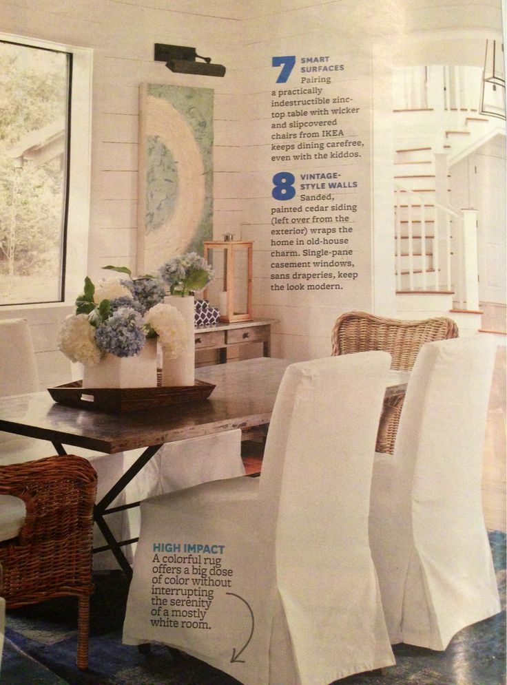 casual dining room favorite spaces pinterest