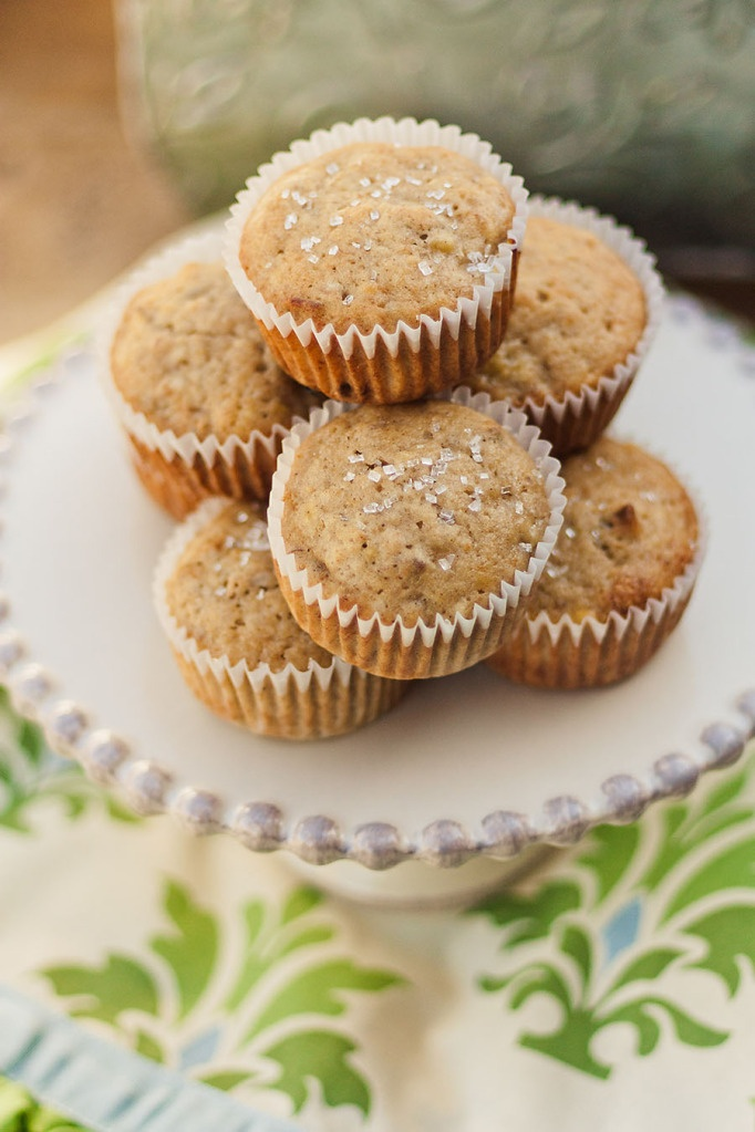 Banana Bread/Muffins | Breads & More | Pinterest