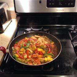 Malaysian Mango Chicken Curry Allrecipes.com