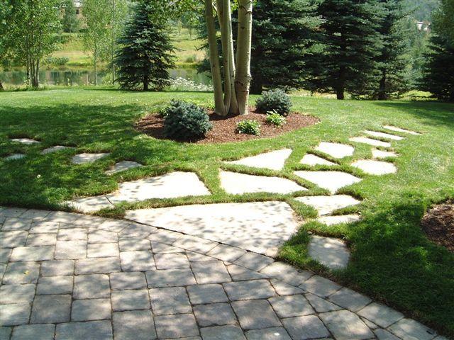 Backyard hardscape images various design inspiration for backyard - Landscaping fotos ...