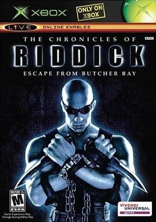 Chronicles of Riddick: Escape fom Butcher Bay