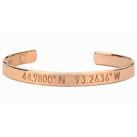 Coordinates Collection Legend Bracelet $204