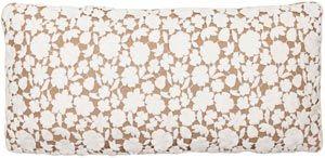 guipure lace pillow
