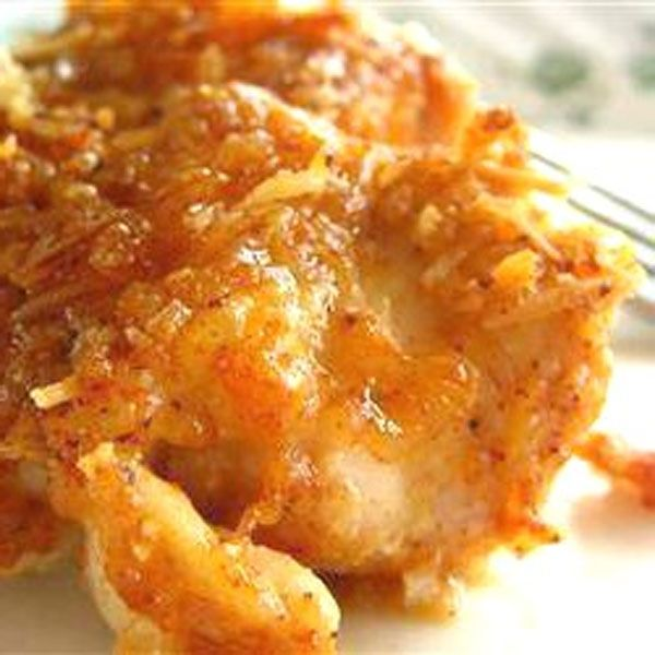 ... -crispy-cheesy-baked-chicken/ #chicken #recipes #food #cooking