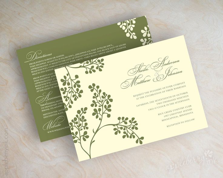 suggestions friendly wedding invitations