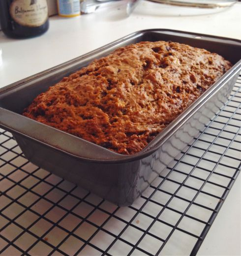 Lemony Olive Oil Banana Bread | Fun Foods and Recipes | Pinterest