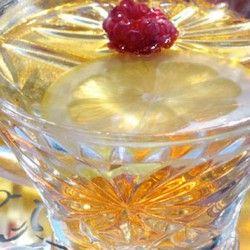 Basic Lemon Raspberry Rum Punch | A LEMON | Pinterest