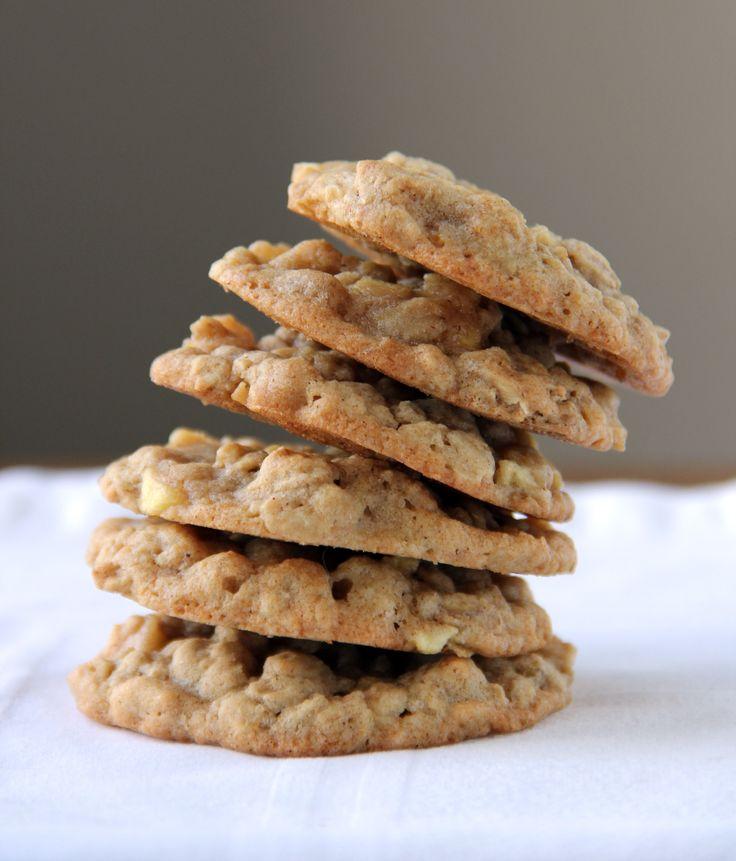 Cinnamon, Oatmeal, Raisin, And Walnut Cookies Recipes — Dishmaps