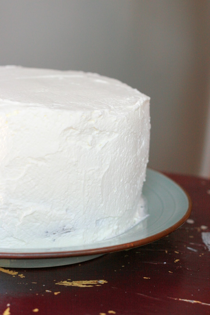 ... , Living with Elmo: Tuxedo Cake....stage II, whipped cream frosting