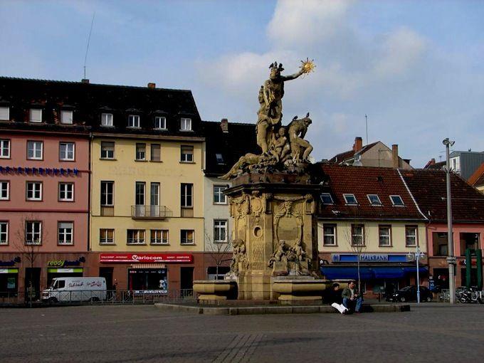 Raunheim Germany  city photo : Mannheim, Germany | Germany | Pinterest