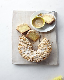 Meyer Lemon Coffee Cake | Recipe