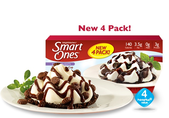 Weight Watchers® Smart Ones® Peanut Butter Cup Sundae