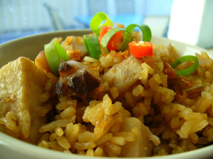 Yam rice | Recipes to try this week | Pinterest