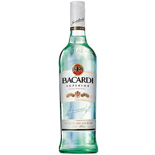 Bacardi superior rum pinterest for White rum with coke
