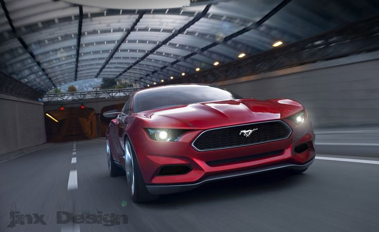 FORECAST] 2015 Ford Mustang