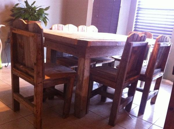 dining table rustic dining table austin