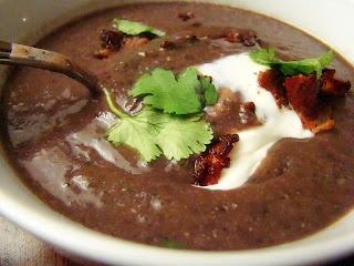 Spicy Black Bean Soup | Soup, Salads & Beans | Pinterest