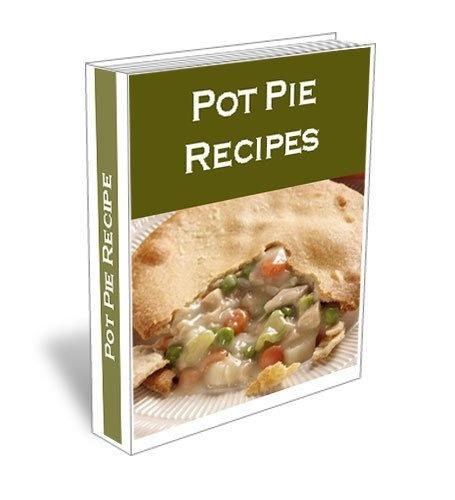 Easy Pot Pie Recipe. Turkey, Beef, Chicken, Ham, Bisquick Recipe ...