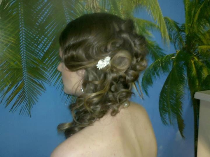 Finger Waves/Pin Curls | Hairstyles | Pinterest
