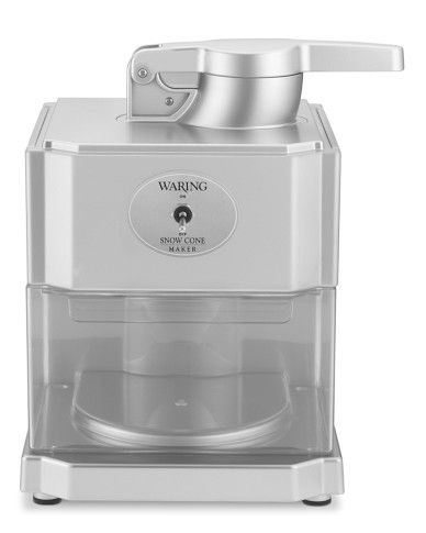 Waring Snow Cone Maker $69.95