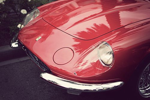 #red #car