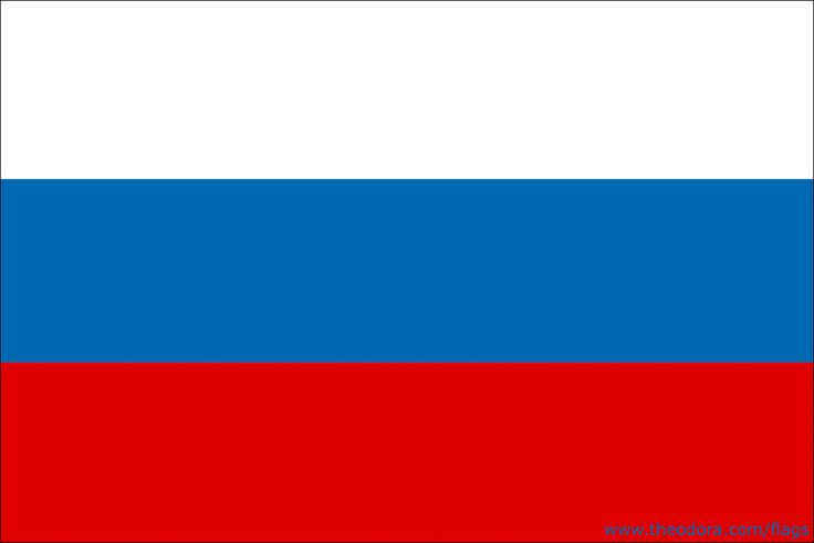 current flag of russia