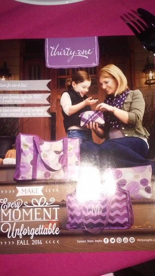 Thirty One Fall 2014 Thirty One Catalog Summer 2014