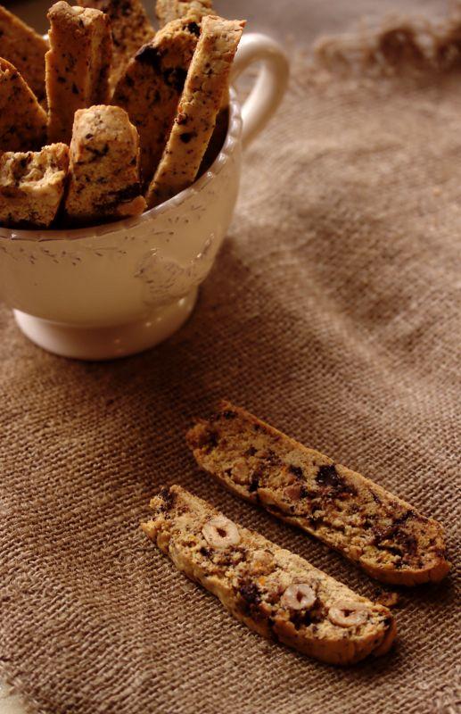Chocolate Hazelnut Biscotti   Yummy Eats   Pinterest