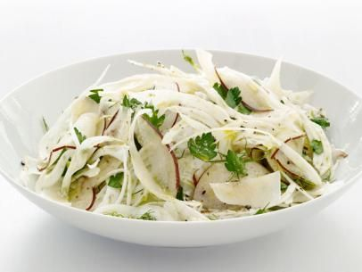 Pear and Fennel Salad Recipe : Food Network Kitchen