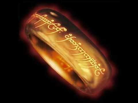 el senor de los anillos bso: