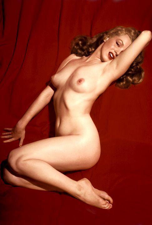 Marilyn monroe playboy nue