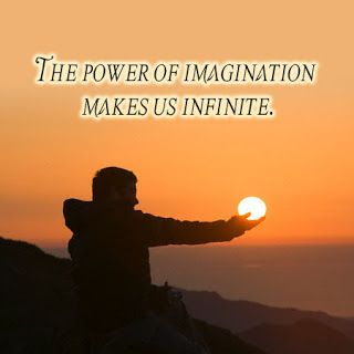 our imagination essay It's my hope that i can teach you something about using your own imagination with my little journey into a world this essay on imagination was not.