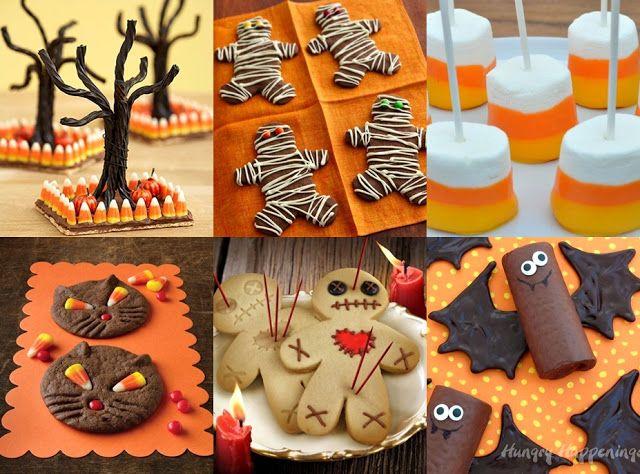 Pop Culture And Fashion Magic:#Halloween food ideas - desserts