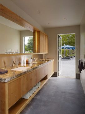 pool house bathroom ideas vanity bathrooms pinterest