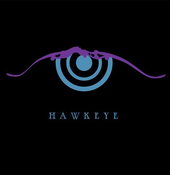Hawkeye logo marvel - photo#6