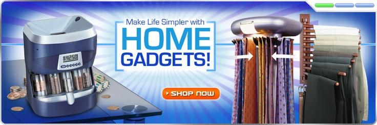 home gadgets blogs websites pinterest