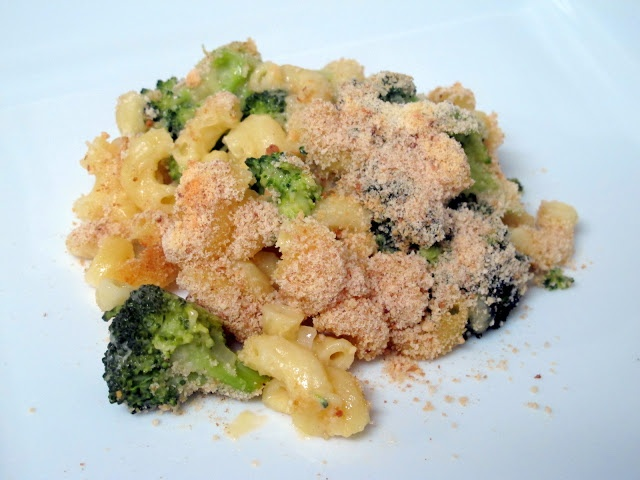 Believe I Can Fry - Broccoli Mac & Cheese