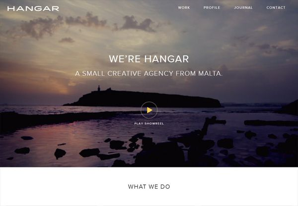 50 beautifully simple portfolio websites for your inspiration user interface design pinterest
