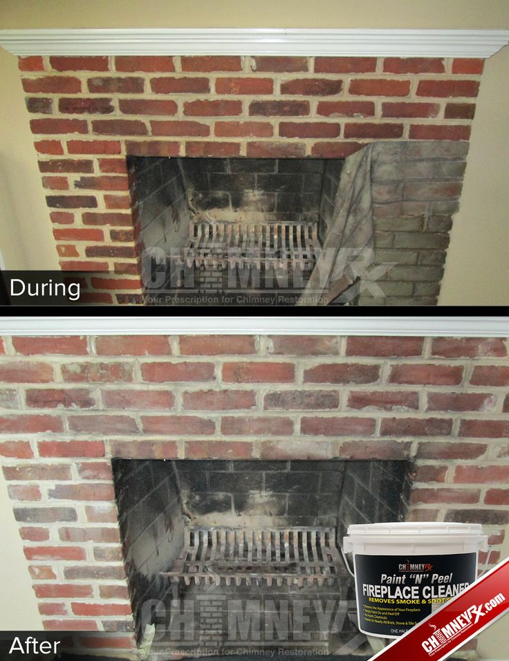 Pin By Chimneyrx On How To Clean Smoke And Soot Stains From Masonry